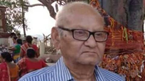 आरा के अमर आदर्श मध्य विद्यालय के संस्थापक अमरनाथ श्रीवास्तव का निधन