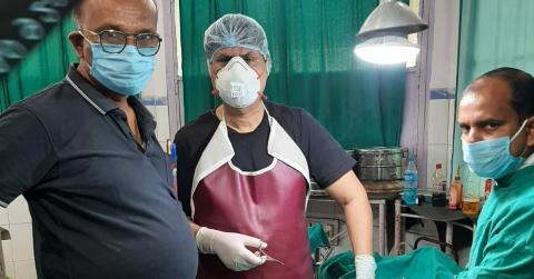Dr.Arun-Kumar-Young-man-bulet