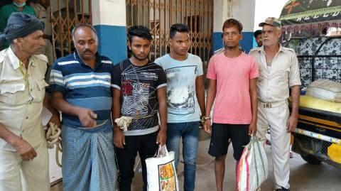 Koilwar-Police-arrested