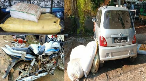 Koilwar-Police-seized