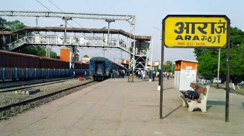 Youth injured after falling from train at Ara station, Patna Refer