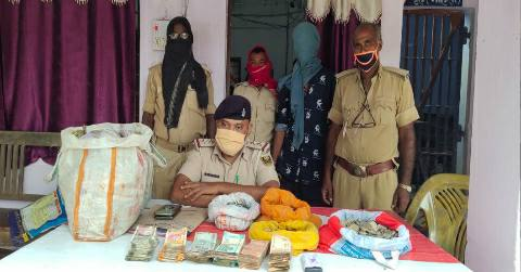 Teghra-Bihiya-police