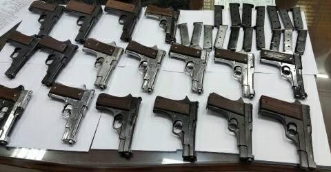 Bihar arms smuggling