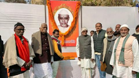 Mandi will be constructed in the name of Babu Ram Khelevan Singh
