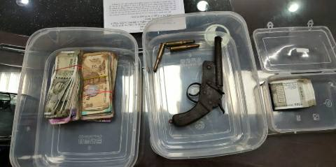 Bhojpur and Rohtas - Police disclose five incidents of robbery