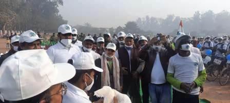 Hindustan Petroleum organized Petroleum product Awareness Program