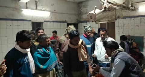 Pilapur Jagdishpur Bhojpur - Big News youth shot dead