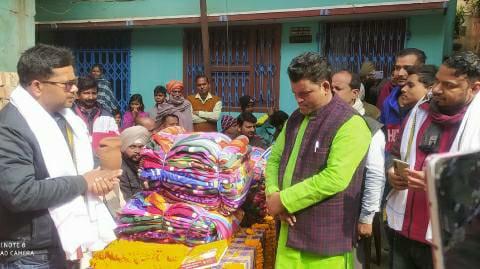 Baijnath Prasad Gupta third death anniversary