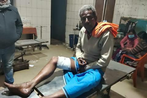 nadhi-sahar-farmer-किसान को हथियारबंद लोगों ने मारी गोली