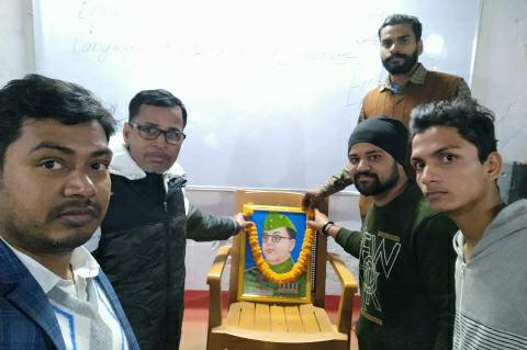 Anniversary of Netaji Subhash Chandra Bose