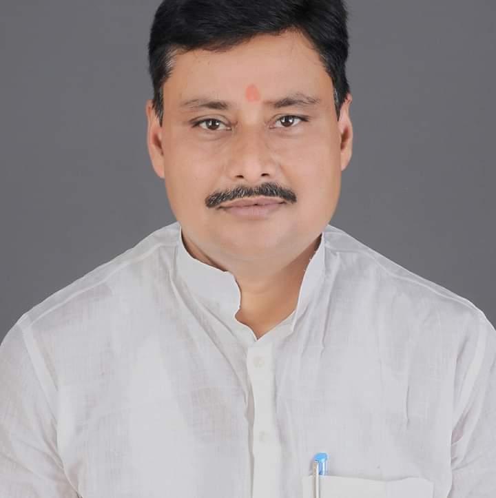 Sanjay Singh becomes JDU Bhojpur District President