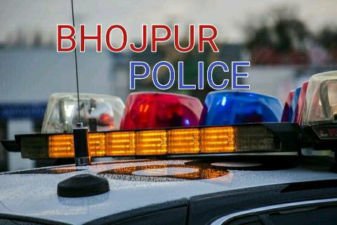 Sho Bhojpur-Five police stations in charge