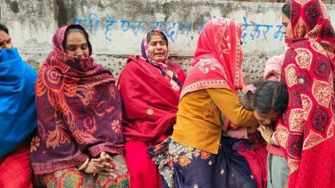 Bhadsara Bihiya: Woman dies after falling from bike