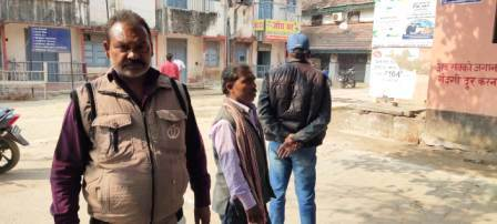 Chhoti Sasaram-Youth dies in suspicious condition