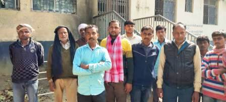 Dalipur dih Dhangai - Youth feared to be killed by poison feeding