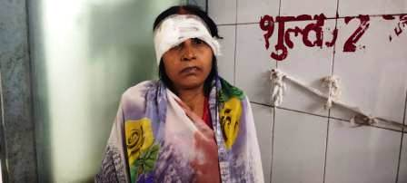 Jagatpur pakadi-Seven injured in land dispute fight between two parties