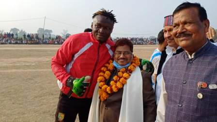 Kundeshwar defeated Louhar Farna in a football match to reach the final
