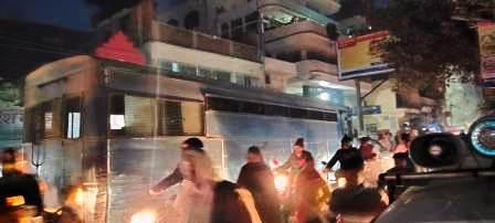 Seven prisoner other jail shift from Ara Mandal Kara