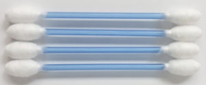 2X more Cotton Plastic Sticks