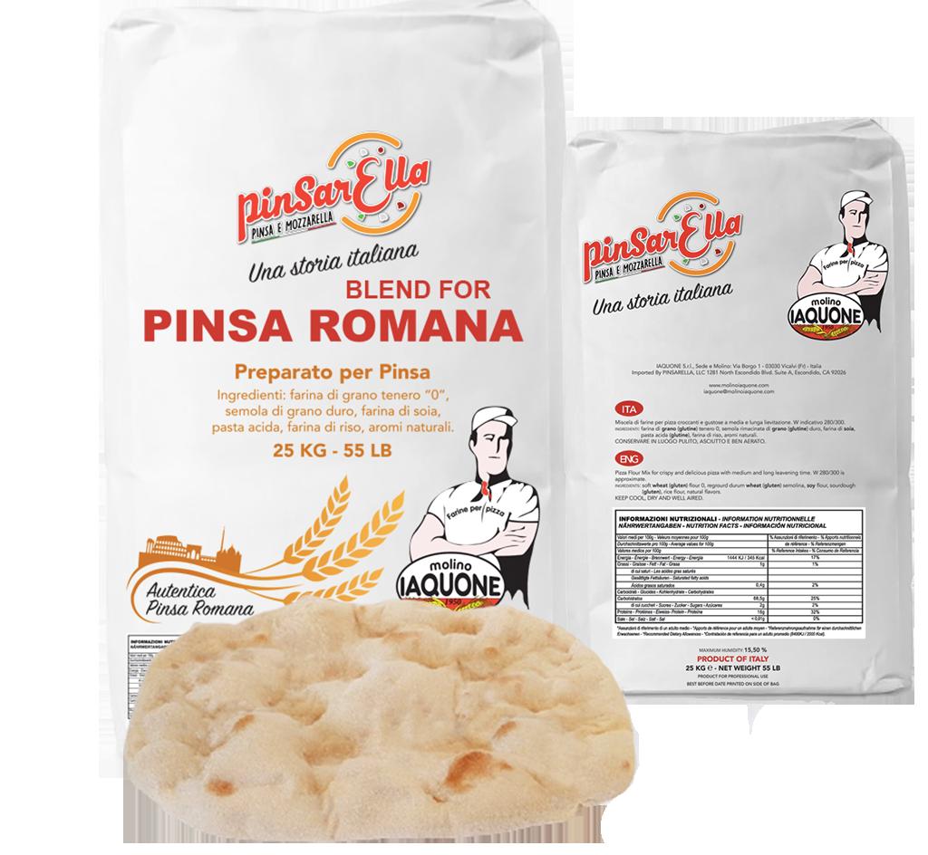 pinsa fllur blends - special mix for pinsa romana