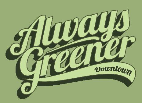 Always Greener Recreational Marijuana Dispensary Logo