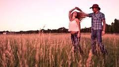 Country Swing Dancing Flips Aerials