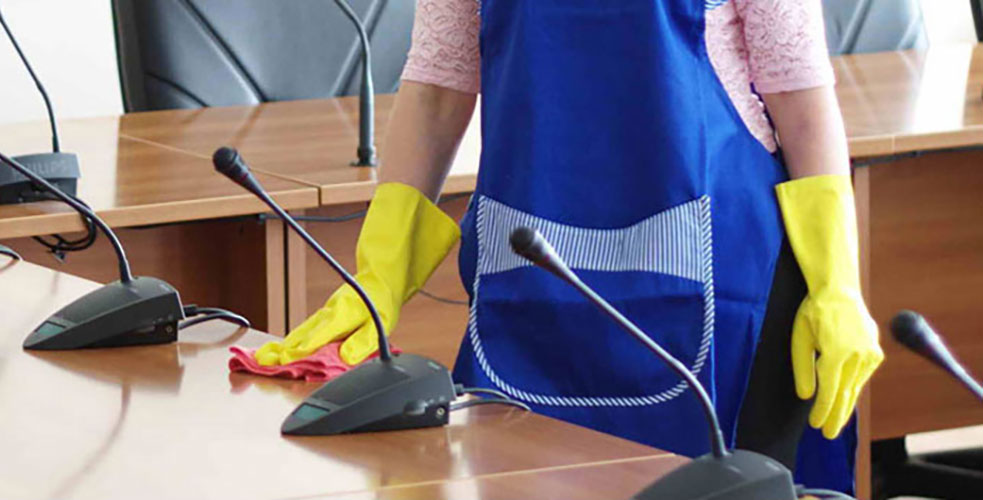office cleaning services by premium maintenance services Ltd