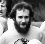 Bruce Hargreaves during the 1978 Melbourne