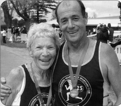Shirley Young and Ken Elcock