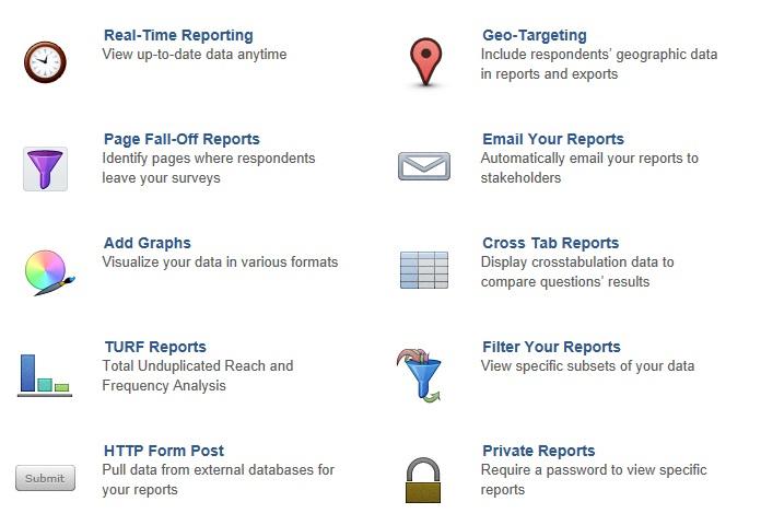 Custom Survey Reports