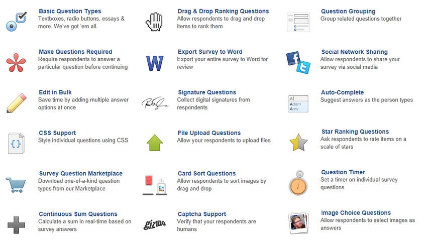 Design Your Own Survey Questions