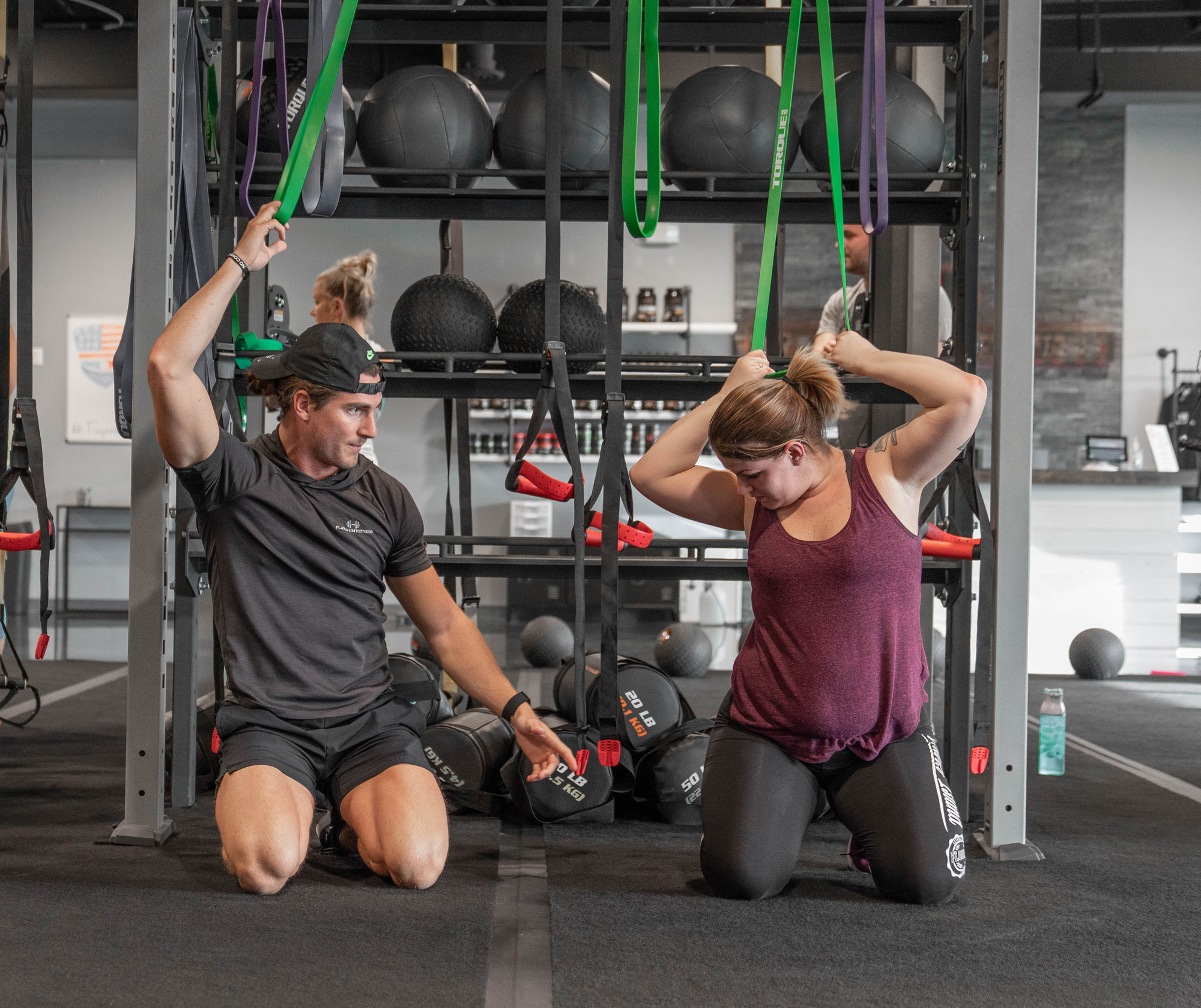 Best Fitness Personal Trainer