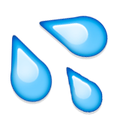 water emoji