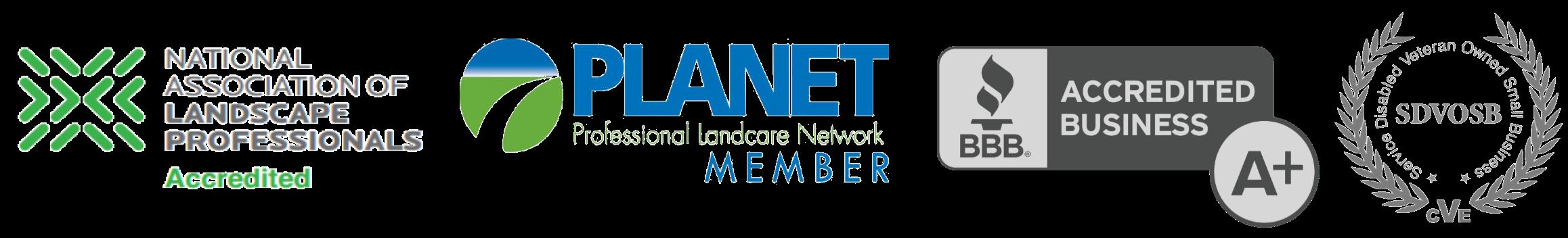 membership and affiliation logos