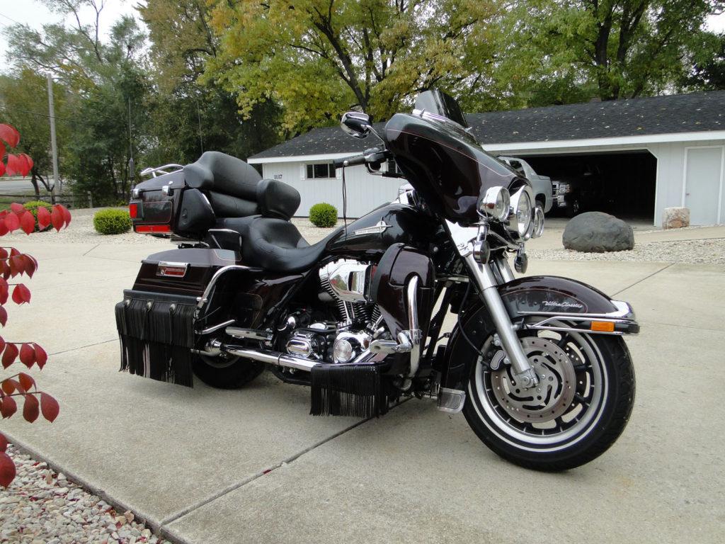 2005 Harley Motorcycle