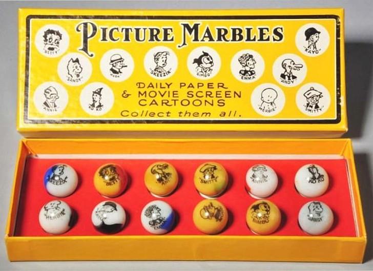 Peltier Comic Marble Box