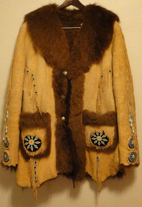 Vintage Buffalo Coat