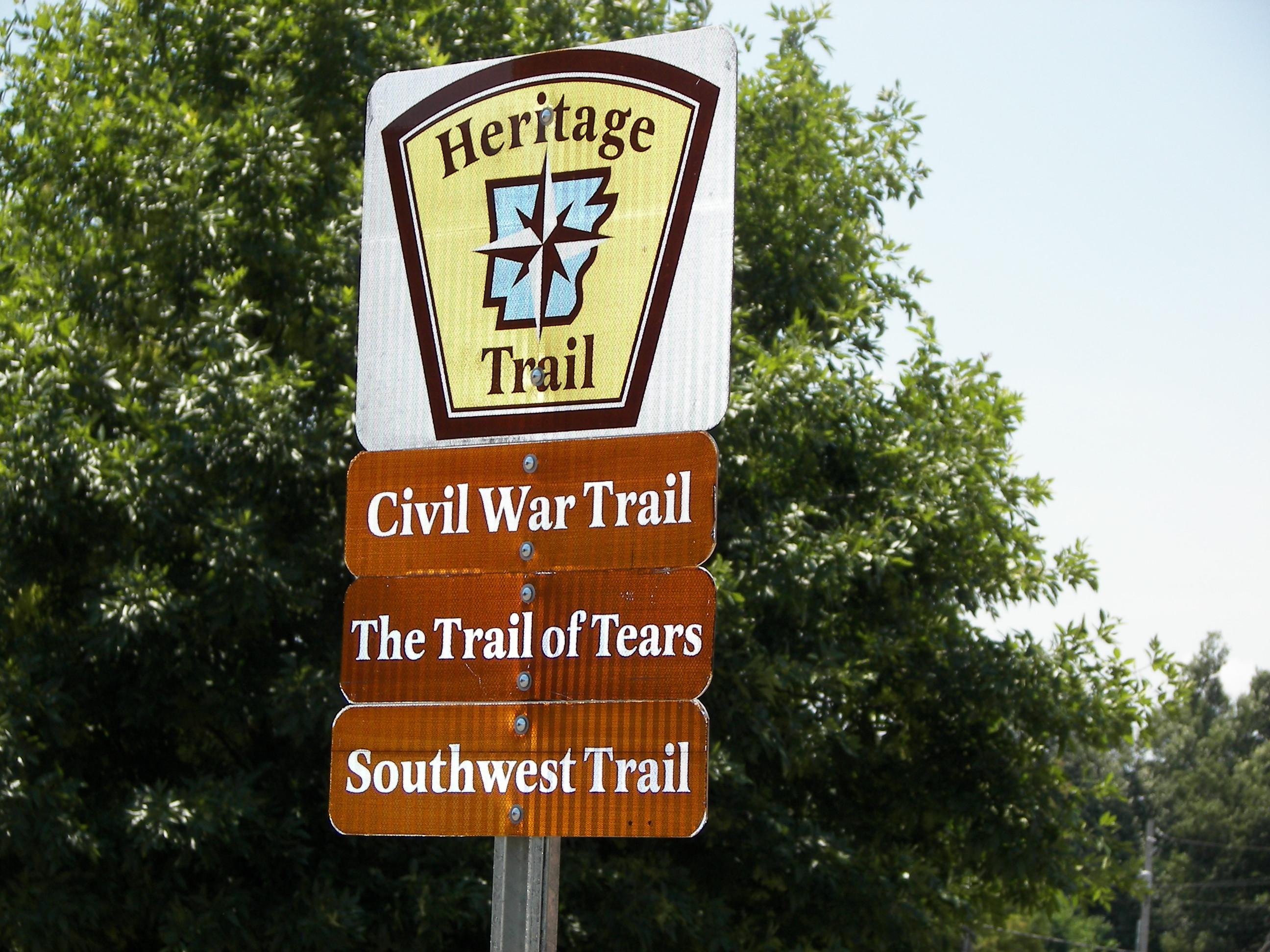 Arkansas Heritage Trail