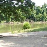 Black River at Davidsonville Historic State park