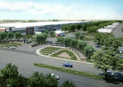 Southport Logistics Park – Park Overview, Wilmer, TX