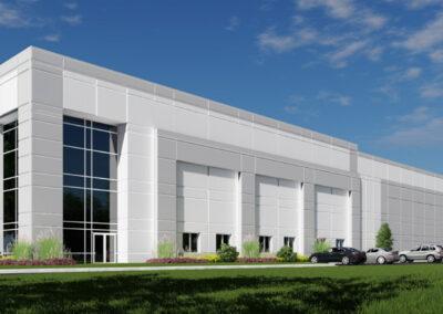 I-80-380 Logistics Center – Park Overview, Mount Pocono, PA