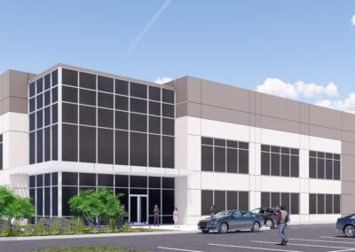 114 Logistics Park – Park Overview, Denton County, TX