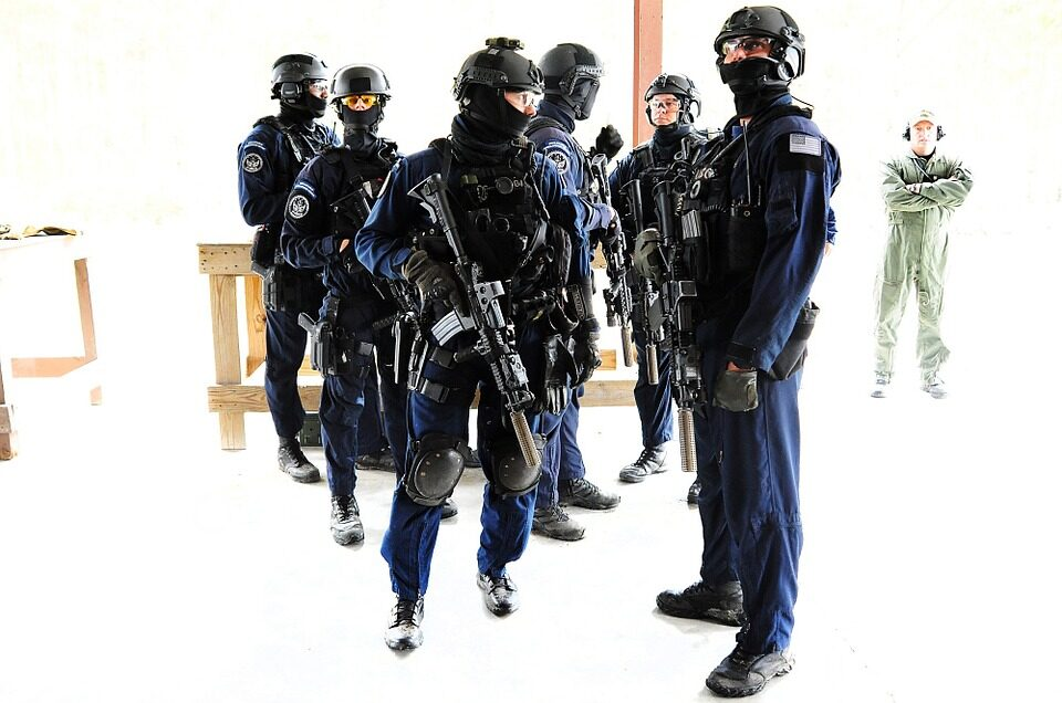 Body armor and security