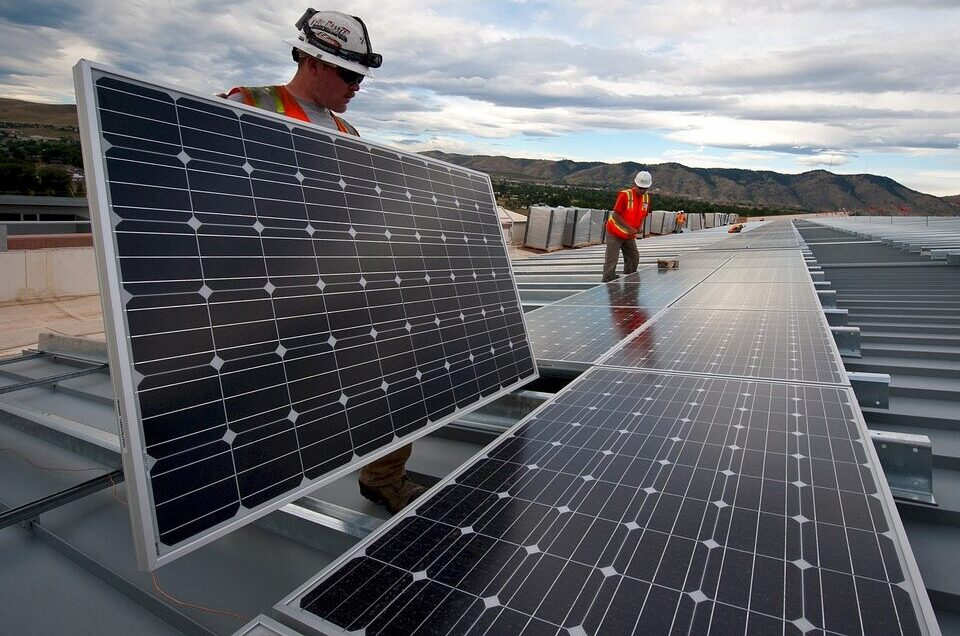 Electrical backup systems_Generators and solar panels
