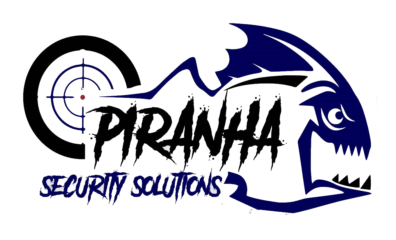 Piranha Security Solutions Logo No Back