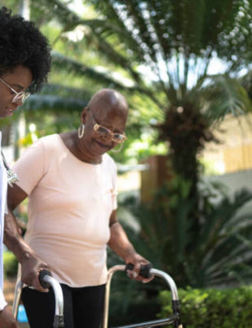 impaired mobility | home health care