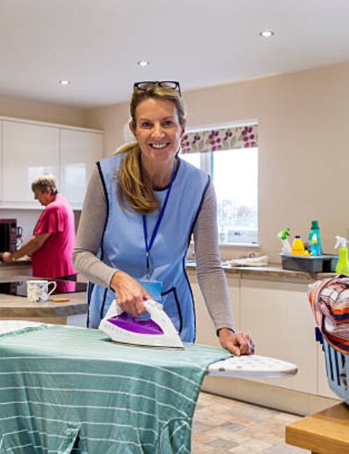 Angel Care team Housekeeping and Meal Preparation