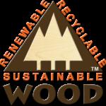 Renewable, Recyclable, Sustainable Wood