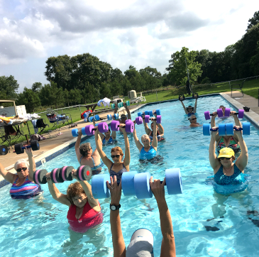 water-exercise-class