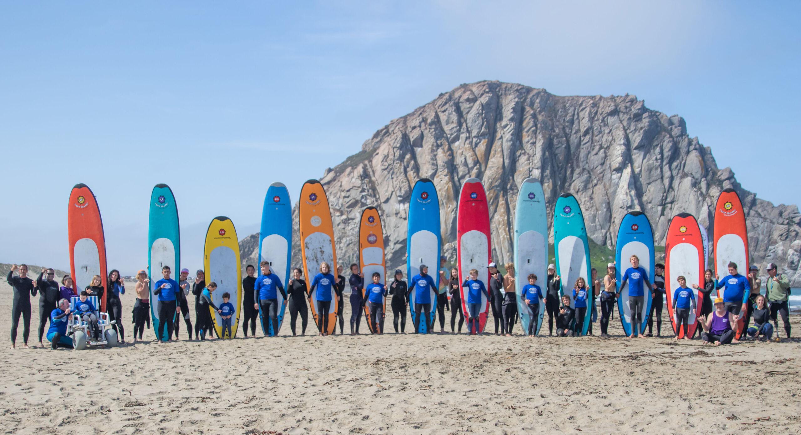 Proejct Surf Camp, Morro Bay